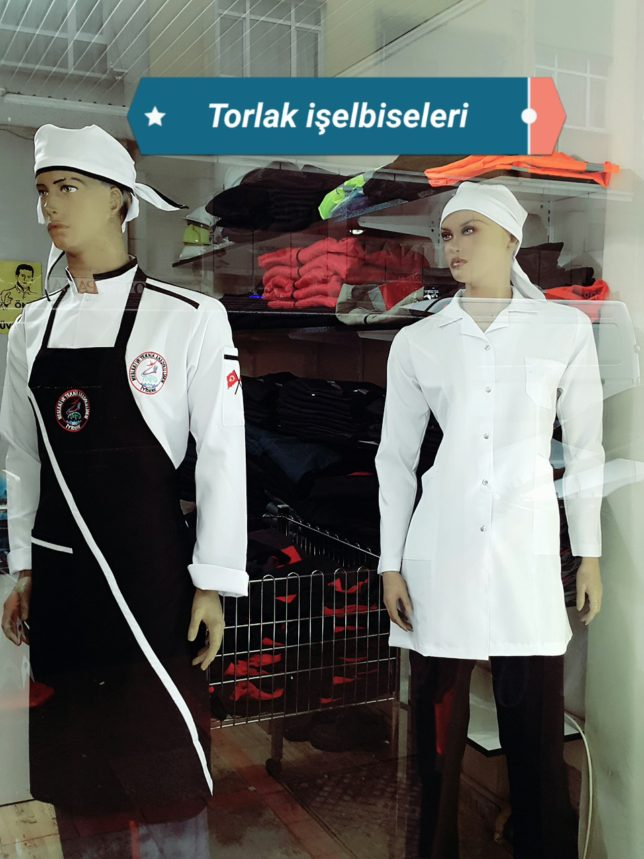 Rize İş Elbiseleri
